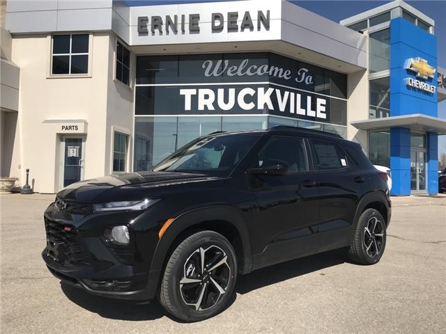 2021 Chevrolet TrailBlazer RS (Stk: 15714) in Alliston - Image 1 of 18