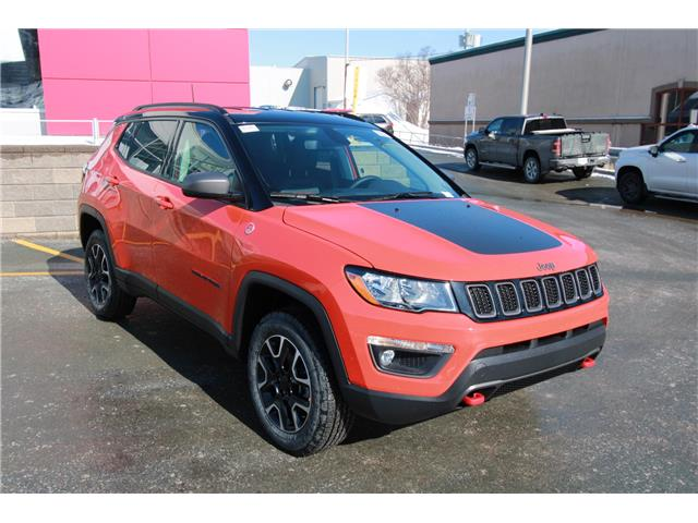 2021 Jeep Compass Trailhawk (Stk: PW1785) in St. John\'s - Image 1 of 20
