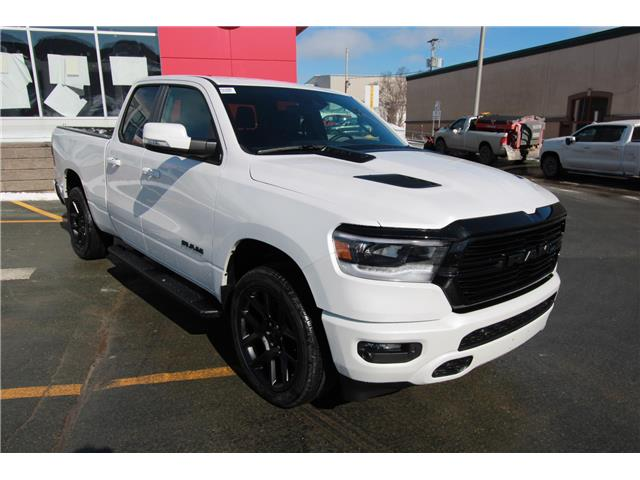 2021 RAM 1500 Sport (Stk: PW1885) in St. John\'s - Image 1 of 30