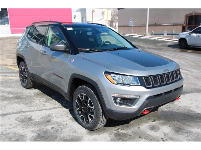 2021 Jeep Compass Trailhawk (Stk: PW1775) in St. John\'s - Image 1 of 21