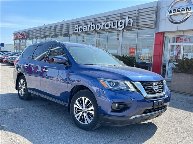 2018 Nissan Pathfinder SL Premium (Stk: 520027A) in Scarborough - Image 1 of 8