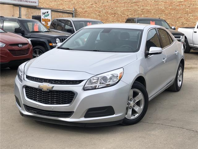 2015 Chevrolet Malibu 1LT (Stk: BP1184) in Saskatoon - Image 1 of 15
