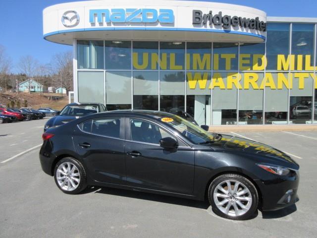 2014 Mazda Mazda3 GT-SKY (Stk: ) in Hebbville - Image 1 of 23