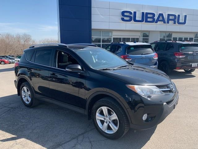 2013 Toyota RAV4 XLE (Stk: L013A) in Newmarket - Image 1 of 14