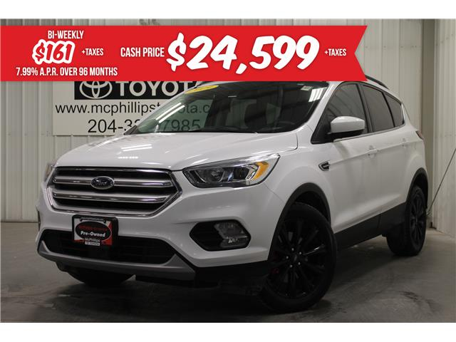 2019 Ford Escape SEL (Stk: C169434A) in Winnipeg - Image 1 of 28