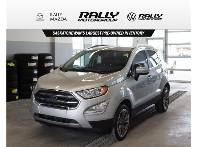 2020 Ford EcoSport Titanium (Stk: V1514) in Prince Albert - Image 1 of 15