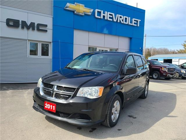 2011 Dodge Grand Caravan SE/SXT (Stk: 20168A) in Espanola - Image 1 of 16