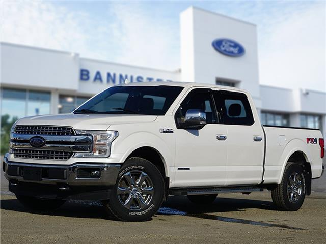 2018 Ford F-150 Lariat (Stk: T210038A) in Dawson Creek - Image 1 of 21