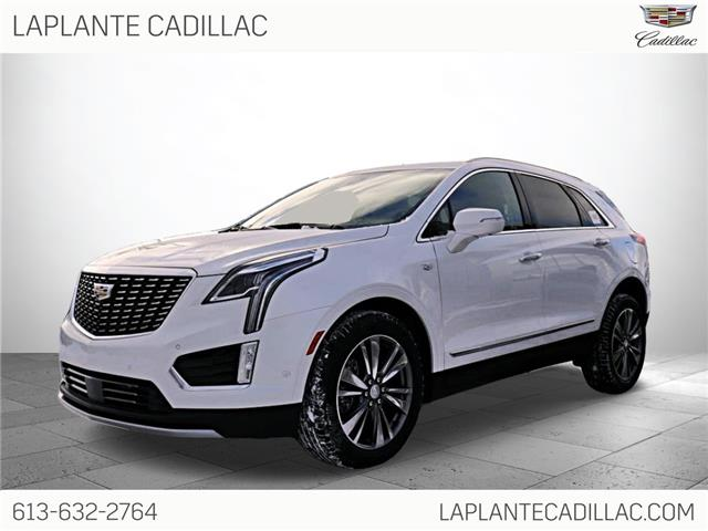 2021 Cadillac XT5 Premium Luxury (Stk: 3845) in Hawkesbury - Image 1 of 31