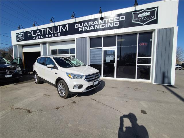 2017 Ford Escape Titanium (Stk: A26482) in Kingston - Image 1 of 13