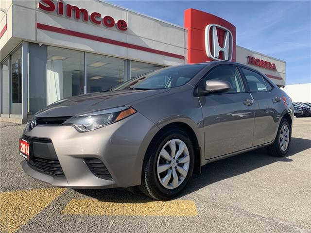 2014 Toyota Corolla LE (Stk: 21057A) in Simcoe - Image 1 of 20
