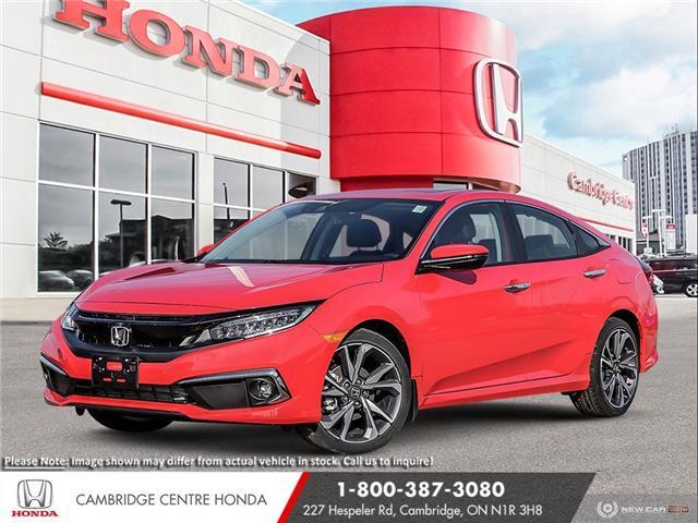 2021 Honda Civic Touring (Stk: 21733) in Cambridge - Image 1 of 24
