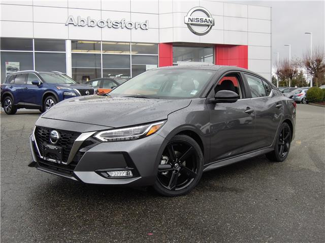 2021 Nissan Sentra SR (Stk: A21068) in Abbotsford - Image 1 of 29
