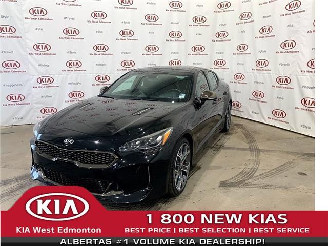 2018 Kia Stinger GT Limited (Stk: 7745) in Edmonton - Image 1 of 30