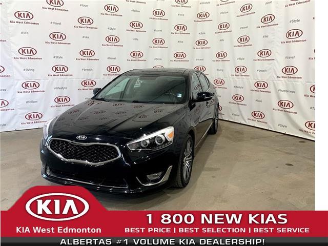 2016 Kia Cadenza Tech (Stk: BM4053) in Edmonton - Image 1 of 30