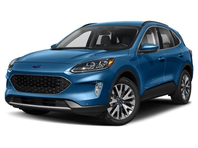 2021 Ford Escape Titanium Hybrid (Stk: W0150) in Barrie - Image 1 of 9