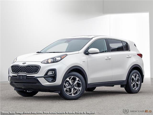 2021 Kia Sportage LX (Stk: D21285) in Kitchener - Image 1 of 25