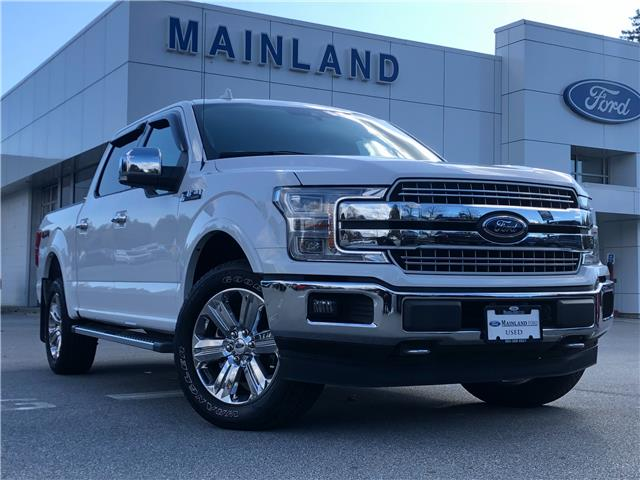 2019 Ford F-150 Lariat (Stk: 21F16517A) in Vancouver - Image 1 of 30