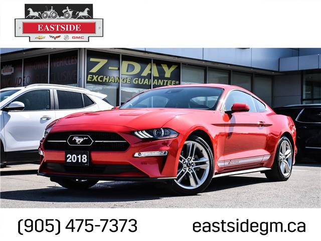 2018 Ford Mustang  (Stk: 141326B) in Markham - Image 1 of 25
