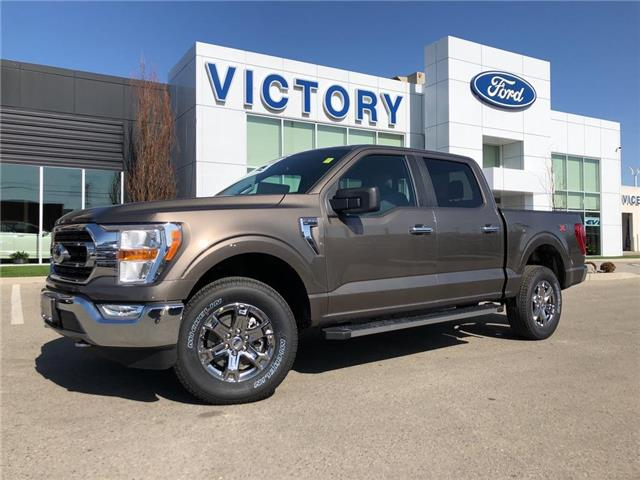 2021 Ford F-150 XLT (Stk: VFF20149) in Chatham - Image 1 of 17