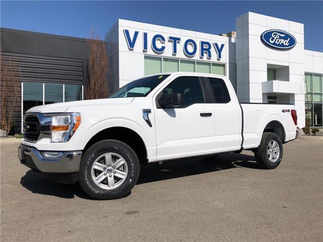 2021 Ford F-150 XLT (Stk: VFF20160) in Chatham - Image 1 of 20