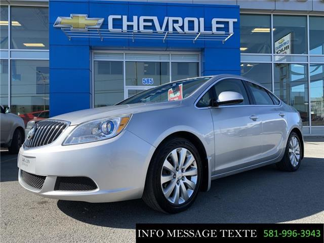2015 Buick Verano Base (Stk: 21126A) in Ste-Marie - Image 1 of 23