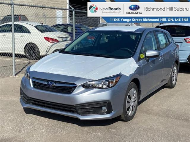 2021 Subaru Impreza Convenience 5-door Auto (Stk: 35642) in RICHMOND HILL - Image 1 of 21