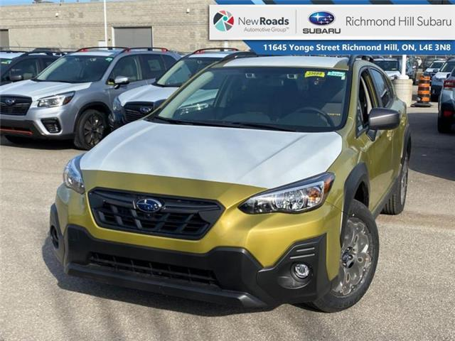 2021 Subaru Crosstrek Outdoor w/Eyesight (Stk: 35689) in RICHMOND HILL - Image 1 of 22
