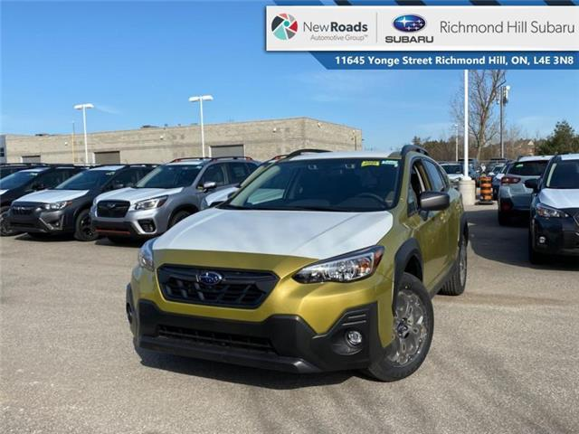 2021 Subaru Crosstrek Outdoor w/Eyesight (Stk: 35713) in RICHMOND HILL - Image 1 of 22