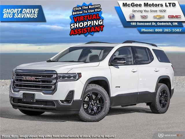 2021 GMC Acadia AT4 (Stk: 189022) in Goderich - Image 1 of 23