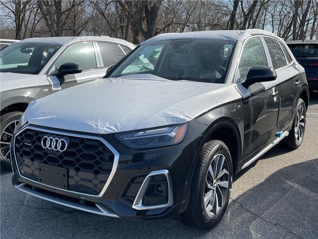 2021 Audi Q5 45 Technik (Stk: 210488) in Toronto - Image 1 of 5