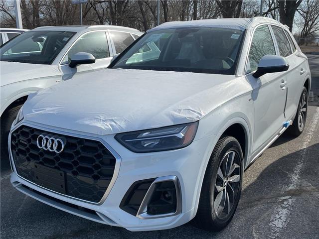 2021 Audi Q5 45 Progressiv (Stk: 210492) in Toronto - Image 1 of 5