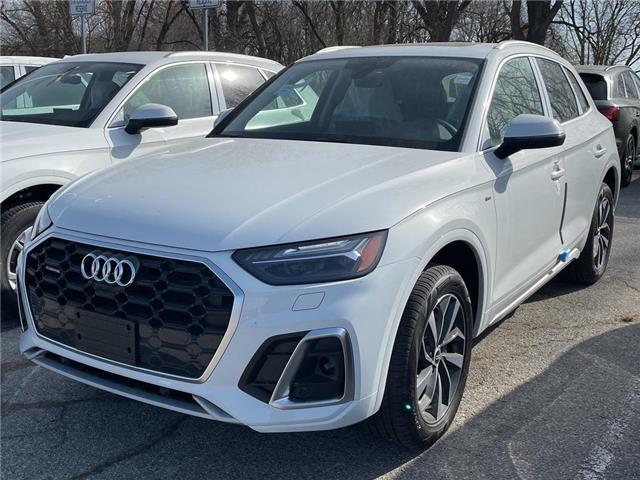 2021 Audi Q5 45 Technik (Stk: 210484) in Toronto - Image 1 of 5