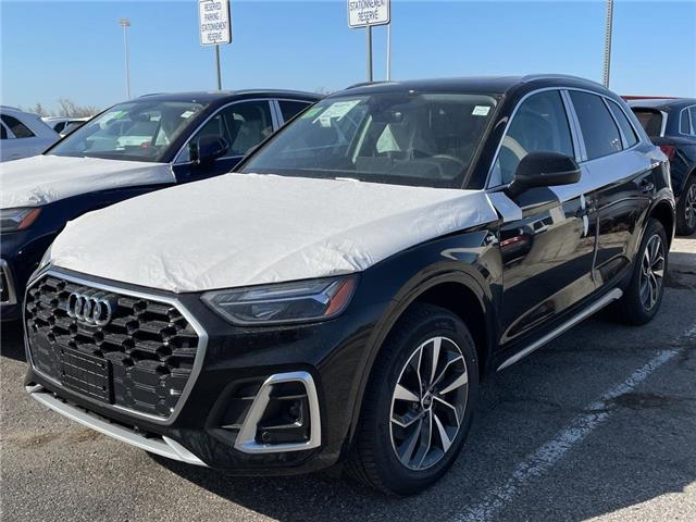 2021 Audi Q5 45 Progressiv (Stk: 210530) in Toronto - Image 1 of 5