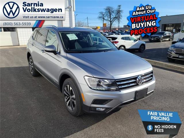2021 Volkswagen Tiguan United (Stk: V2177) in Sarnia - Image 1 of 28