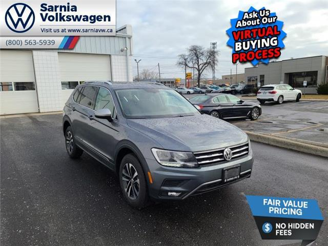 2021 Volkswagen Tiguan United (Stk: V2179) in Sarnia - Image 1 of 22
