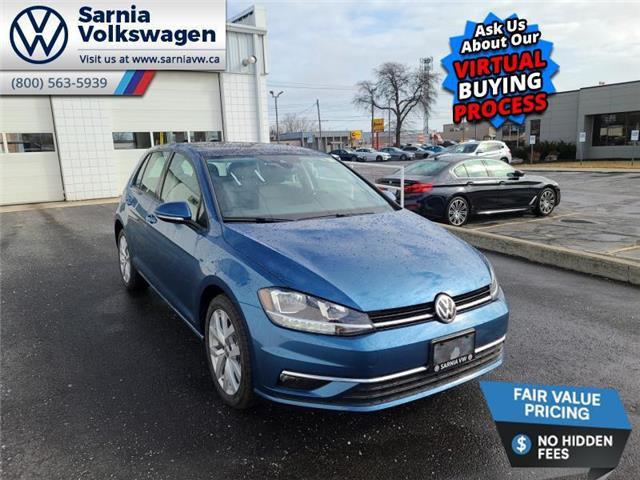 2021 Volkswagen Golf Highline (Stk: V2175) in Sarnia - Image 1 of 23