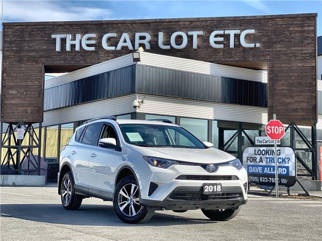 2018 Toyota RAV4 LE (Stk: 21062) in Sudbury - Image 1 of 24