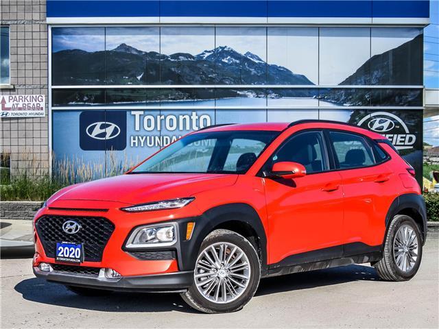 2020 Hyundai Kona 2.0L Preferred (Stk: UH07079) in Toronto - Image 1 of 28