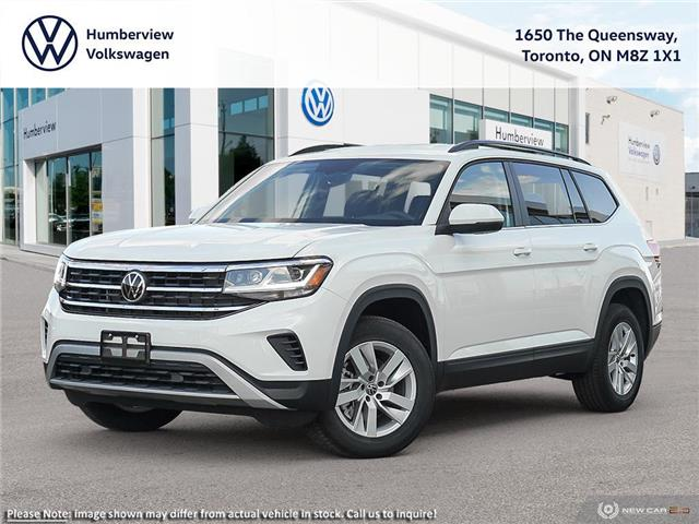 2021 Volkswagen Atlas 2.0 TSI Trendline (Stk: 98454) in Toronto - Image 1 of 23