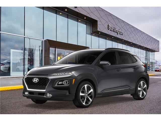 2021 Hyundai Kona 1.6T Trend w/Two-Tone Roof (Stk: N2924) in Burlington - Image 1 of 3