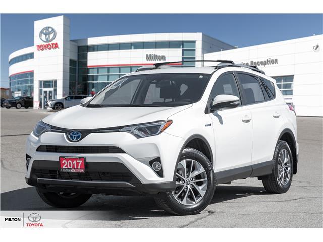 2017 Toyota RAV4 Hybrid LE+ (Stk: 095151) in Milton - Image 1 of 20