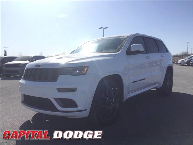 2021 Jeep Grand Cherokee Overland (Stk: M00351) in Kanata - Image 1 of 25