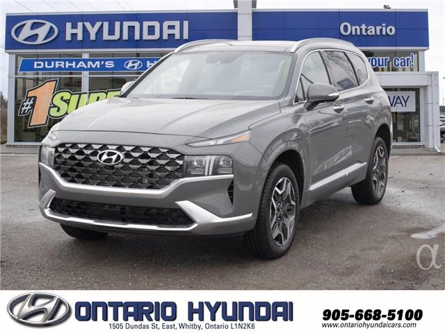 2021 Hyundai Santa Fe Ultimate Calligraphy (Stk: 330173) in Whitby - Image 1 of 20