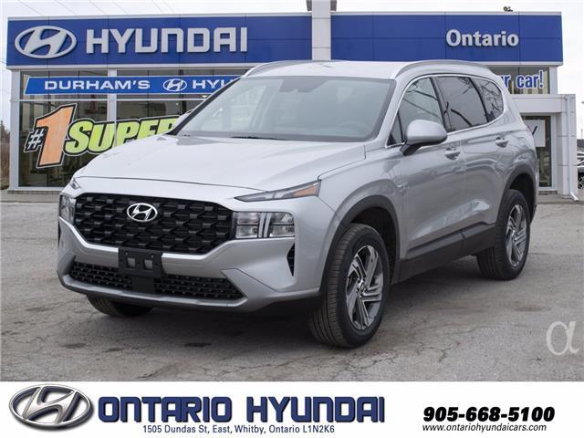 2021 Hyundai Santa Fe ESSENTIAL (Stk: 337668) in Whitby - Image 1 of 17