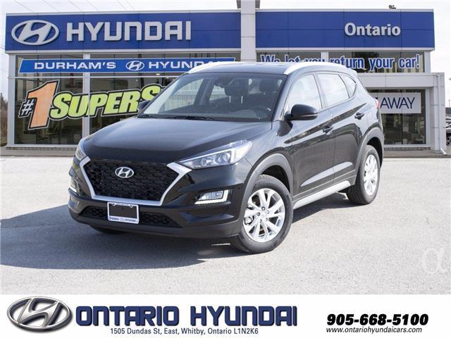 2021 Hyundai Tucson Preferred (Stk: 410593) in Whitby - Image 1 of 19