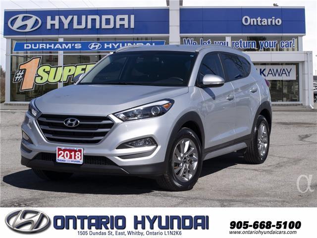 2018 Hyundai Tucson Premium 2.0L (Stk: 86249K) in Whitby - Image 1 of 18