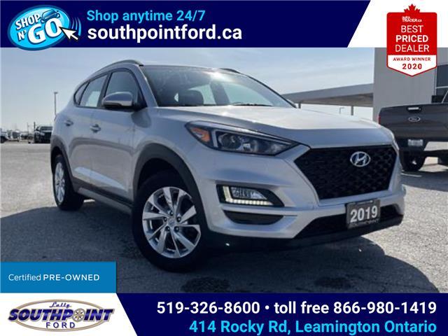 2019 Hyundai Tucson Preferred (Stk: S10621R) in Leamington - Image 1 of 27