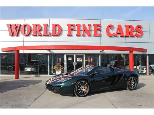 2014 McLaren MP4-12C Spider  (Stk: 1703) in Toronto - Image 1 of 26