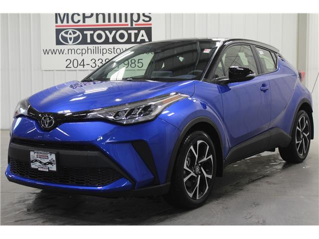 2021 Toyota C-HR XLE Premium (Stk: 1111200) in Winnipeg - Image 1 of 20